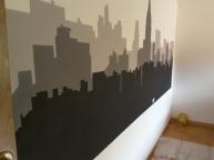 Dipinto 3,50 x2,50